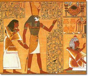 نقاشی مصر