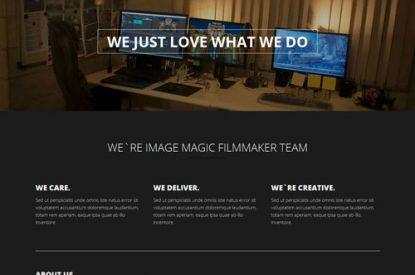 طراحی سایت Image Magic