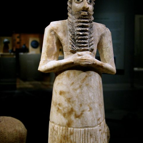 ۷۶۵px Mesopotamia Male Worshiper 2750 2600 B.C