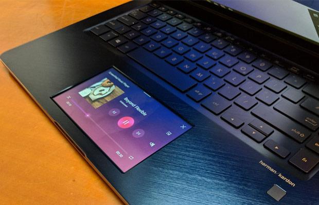 لپ تاپ Asus ZenBook Pro با صفحه نمایش ۵٫۵ اینچی لمسی