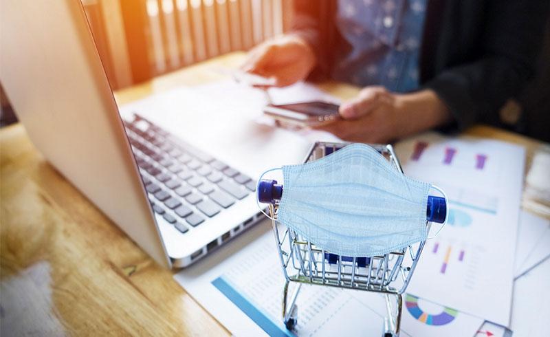 تاثیر ویروس کرونا بر تجارت الکترونیک