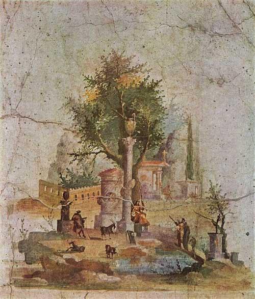 هنر روم