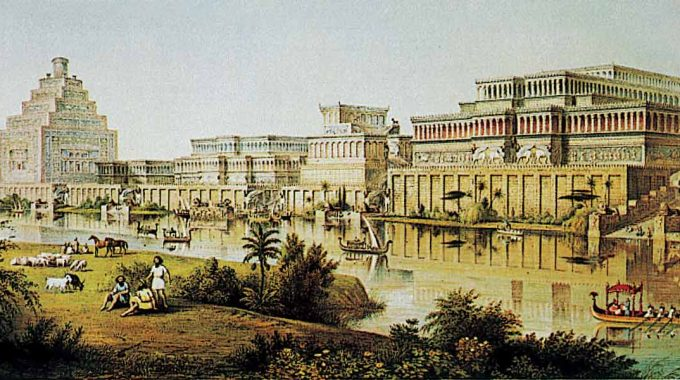 بخش 4 تاریخ هنر آشنایی با تمدن میانرودان یا بین النهرین