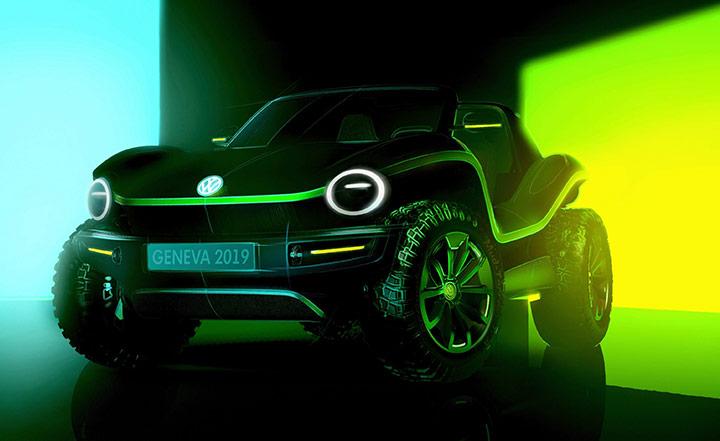 معرفی اولین خودروی برقی آفرود