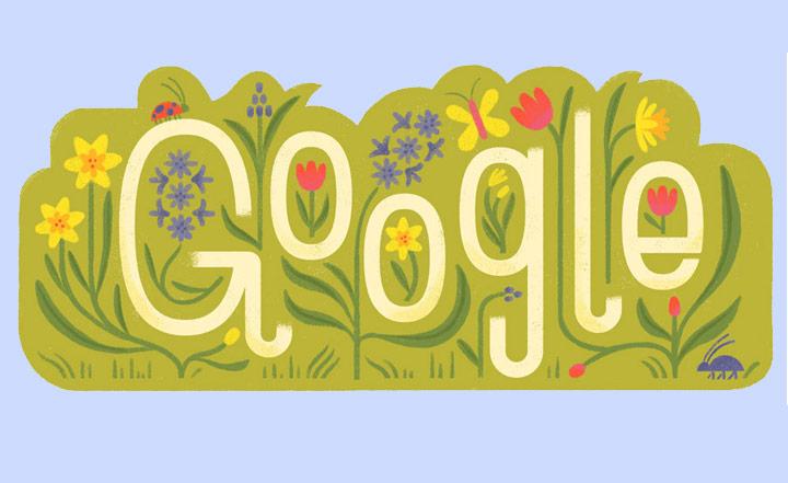 لوگوی گوگل به مناسبت نوروز تغییر کرد