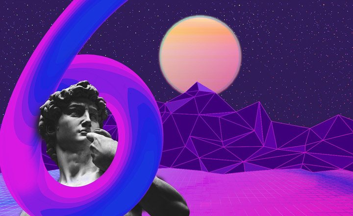 ترندهای طراحی گرافیک سال 2019 بخش اول